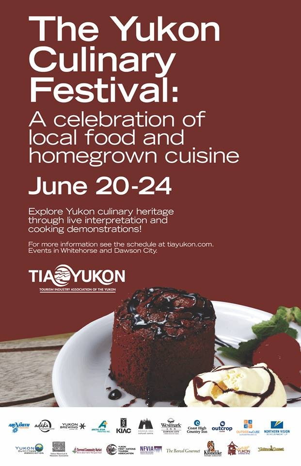 Yukon Culinary Festival.