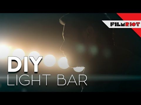 DIY Light Bar! - YouTube