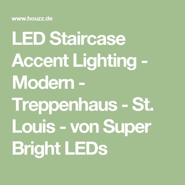 LED Staircase Accent Lighting - Modern - Treppenhaus - St. Louis - von Super Bright LEDs
