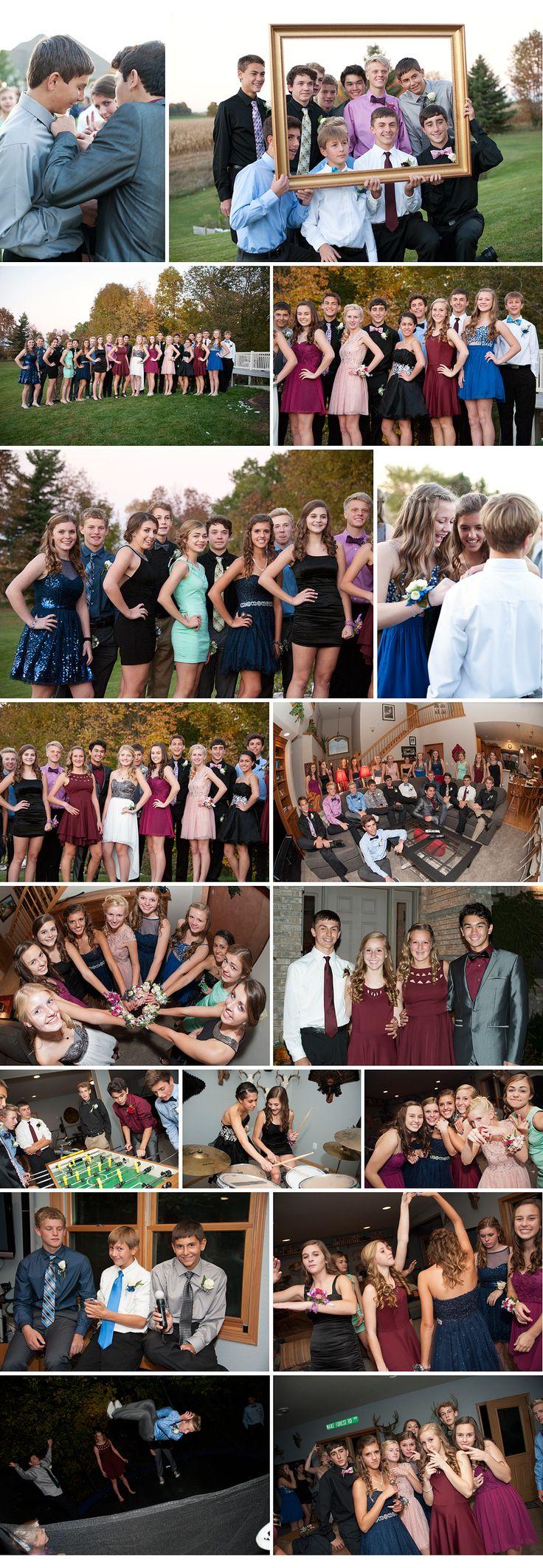 Homecoming 2014 group