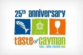 CITA's Taste of Cayman Food & Wine Festival at Camana Bay's Festival Green is in its 25th year and it just keeps getting bigger and better. If you love food and wine - it is a dream come true!