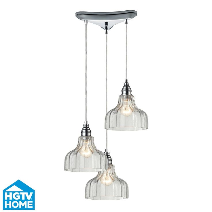 Attractive Craftsman Style Lamps Part 12 - Multi Light Pendant Lighting Fixtures