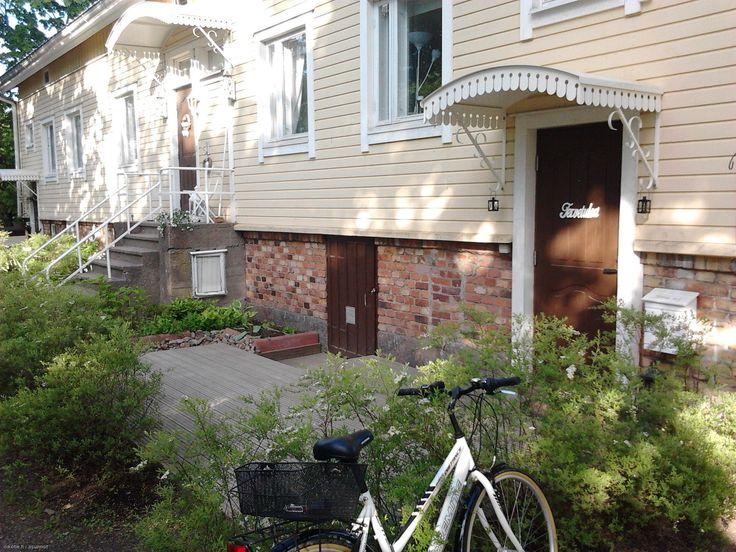 Myytävät asunnot, Ylitie 4, Turku #oikotieasunnot #puutalo #turku