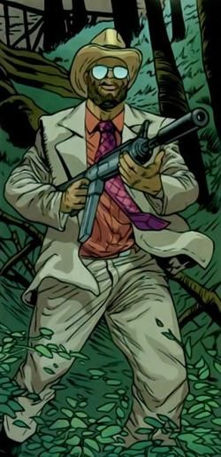 John Wraith AKA Kestrel.