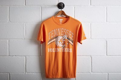 Tailgate Tennessee Volunteers T-Shirt by  American Eagle Outfitters | Better come prepared to Neyland Stadium. The Volunteers have an all-time winning record of 447 games, the most home wins in college football history. Shop the Tailgate Tennessee Volunteers T-Shirt and check out more at AE.com.