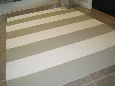 Designed To Dwell: Seeing Stripes: Crafts Ideas, Diy For, Gray Stripes Whenever, Interiors Design, Projects Ideas, Great Ideas, Painting Rugs I, Boys Room, Rugs Awaits