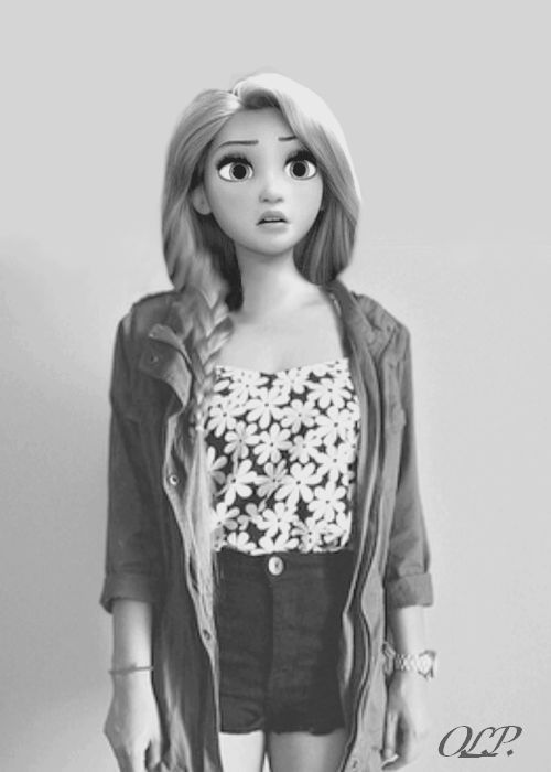 modern day rapunzel   Oempaloempaas♥: Modern Rapunzel.