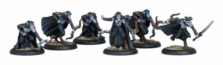 Legion of Everblight: Striders Unit (6) BOX