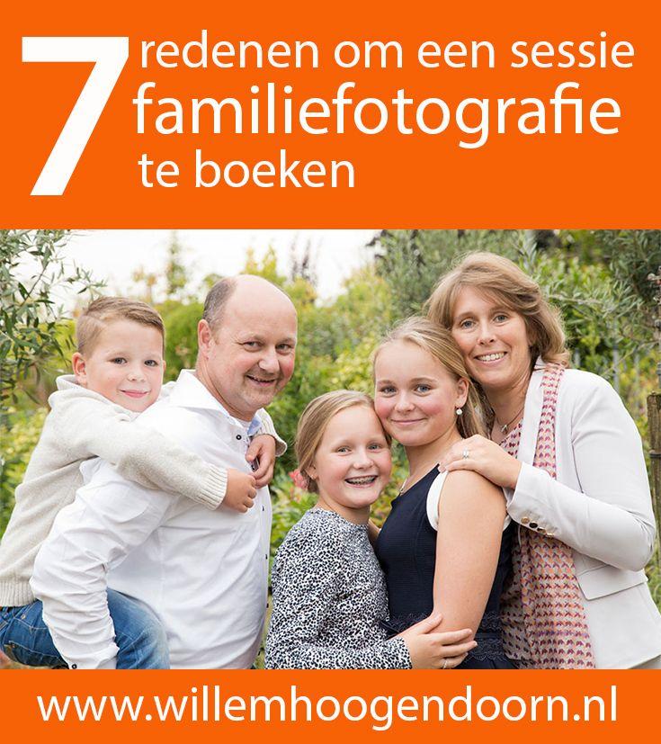Familiefotografie: 7 redenen om nu een sessie te boeken, door Willem Hoogendoorn Fotografie Woerden