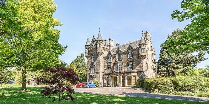 Salisbury Green Hotel near Arthur's Seat, Edinburgh