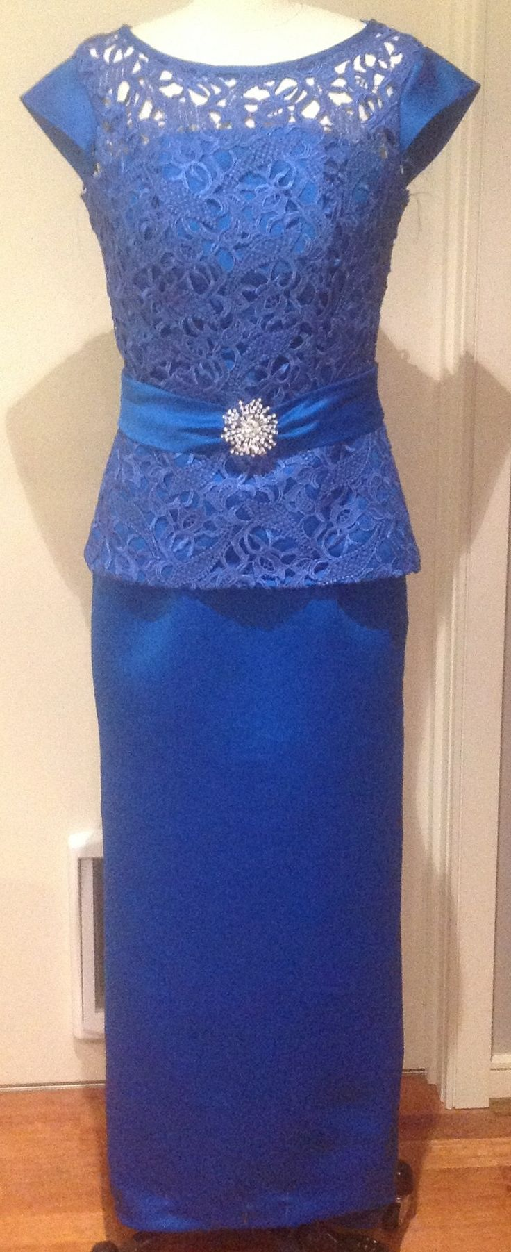 Brienne's school formal gown Made by Gowns of Elegance and Grace www.gownsofeleganceandgrace.com.au
