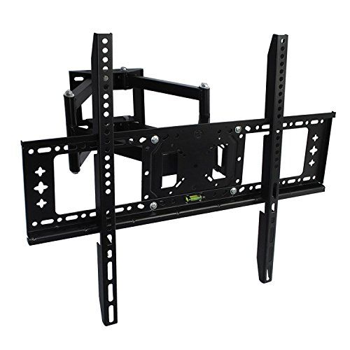 From 23.99 Leaptek Tilt Swivel Tv Wall Mount Bracket For 32 - 70 Inch Led Lcd 4k Tv Max Load Capacity 45 Kg Vesa Size 600 X 400