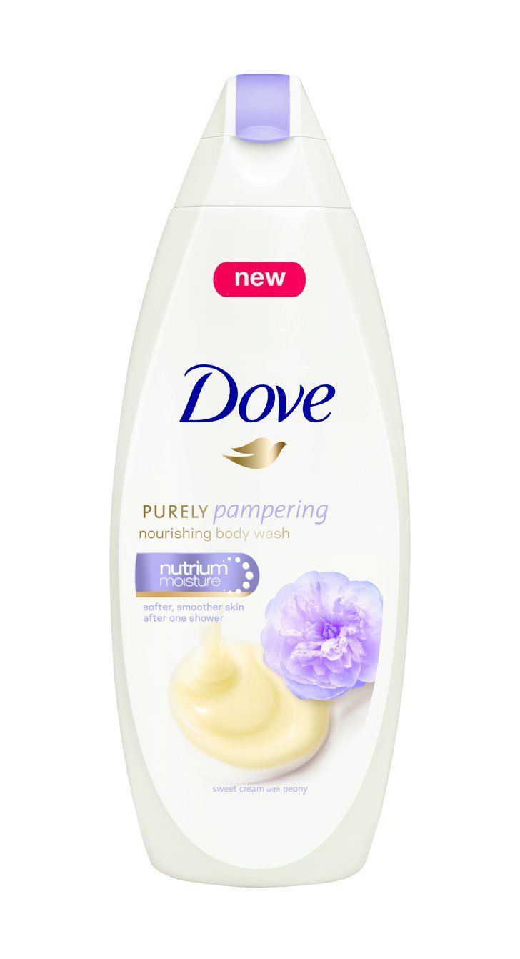 11 Must-Have Fall Drugstore Beauty Products For Women of Color Dove Purely Pampering Sweet Cream with Peony Body Wash