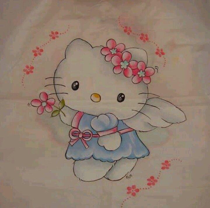 angel hello kitty - photo #33