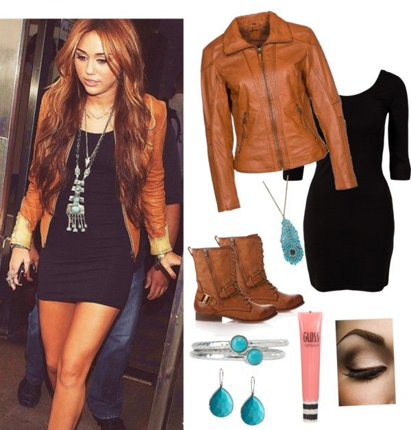 "Cute....""remake: Miley Cyrus."" by masenevelynnn on Polyvore ♡"