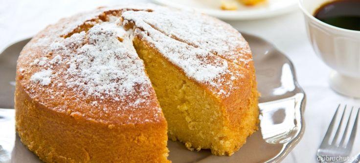 Waleský maslový koláč