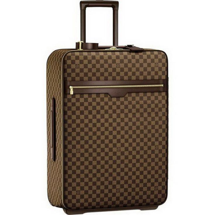 Louis Vuitton Luggage #Louis #Vuitton #Luggage