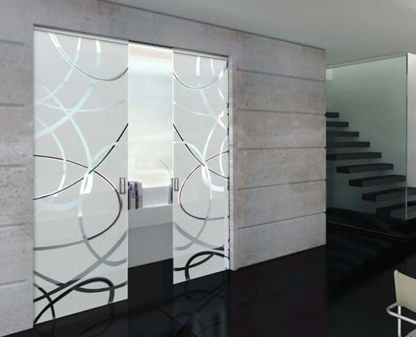 Porte In Cristallo Scorrevoli.Porte In Vetro Mr Art Design Produttore Di Porte In Vetro