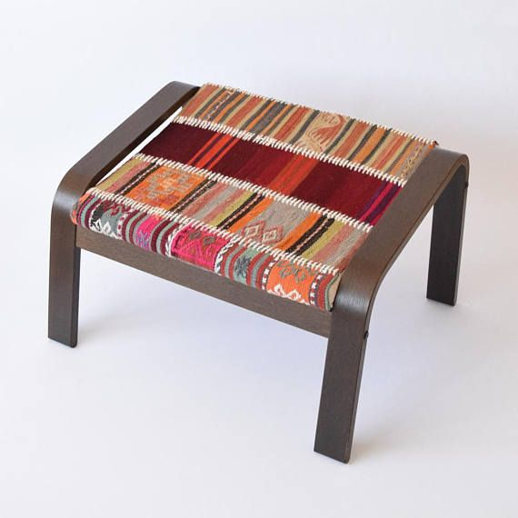 41 Best Ikea Poang Footstool Slipcover Images On Pinterest