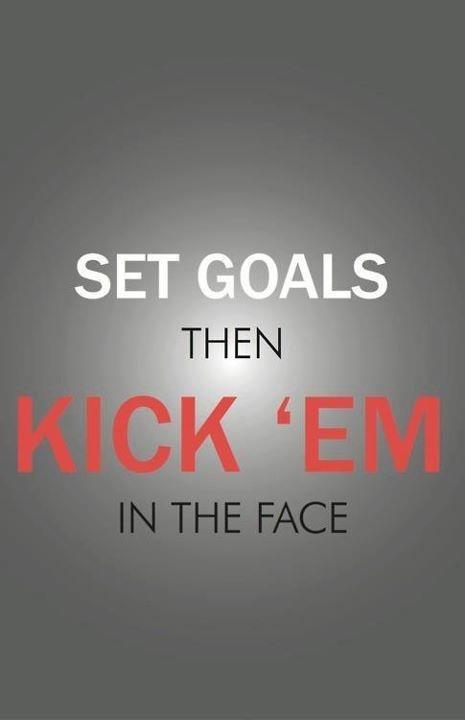 Set Goals fitness-pit