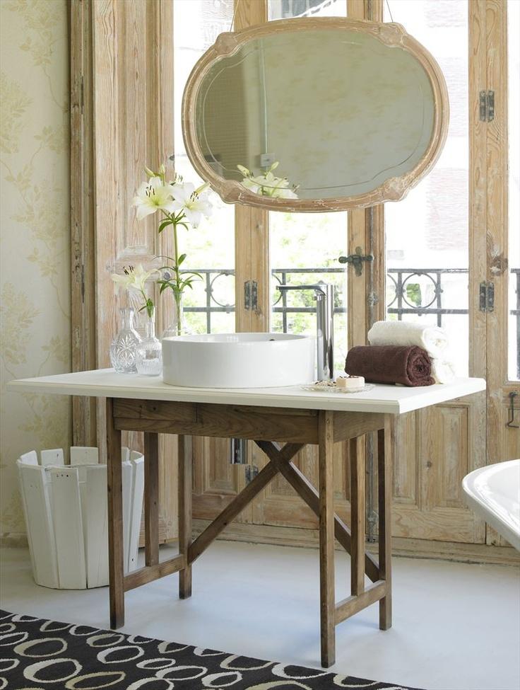#Mueblelavabo #casadecor 2009 Carmen Barasona: Bath Furniture, Madrid 2009, Deco Baño, Design Interiors, Home Decor, Decor Madrid, De Lavabo, Architecture Design, Spa
