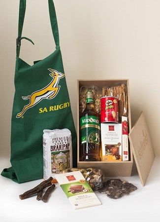 The Klippies and Nibbles Gift Box