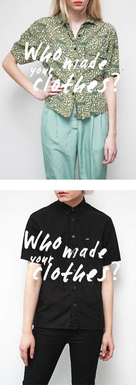 Fashion Revolution - WST