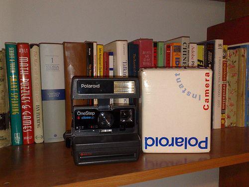 Brand new old stock Polaroid