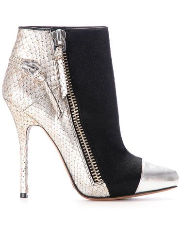 Kicking It: Shop Fall 2012's Top Trends in Boots - Full Metal - Jean-Michel Cazabat