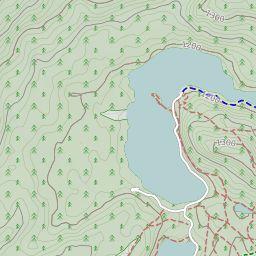 Pyramid Bench Trails: Jasper, Alberta, Canada | bikepirate