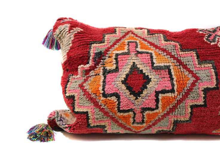 Oversized Moroccan Pillow, Rug Pillow, Floor Cushion, Sofa Bed Decorative Kilim Interior Design Pillow by TheBloomingLoomShop on Etsy https://www.etsy.com/listing/480271252/oversized-moroccan-pillow-rug-pillow