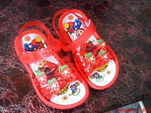 Обувь для бассейна для маленьких