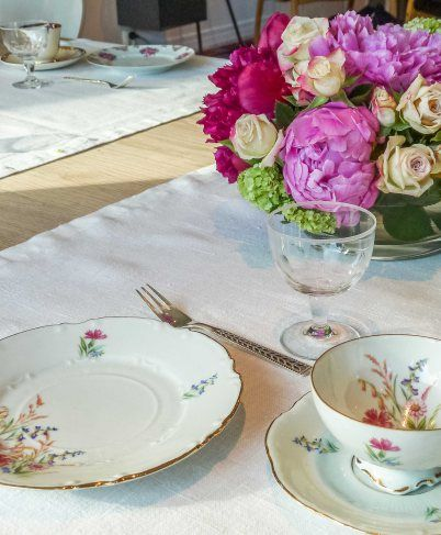 kaffeservise #borddekking #vintage #table setting
