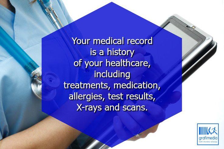 What is a #MedicalRecord?Is your detailed #healthcare history. www.grafimedia.eu   #EMR #EHR #Grafimedia #DigitalHealth #eHealth (49) Twitter