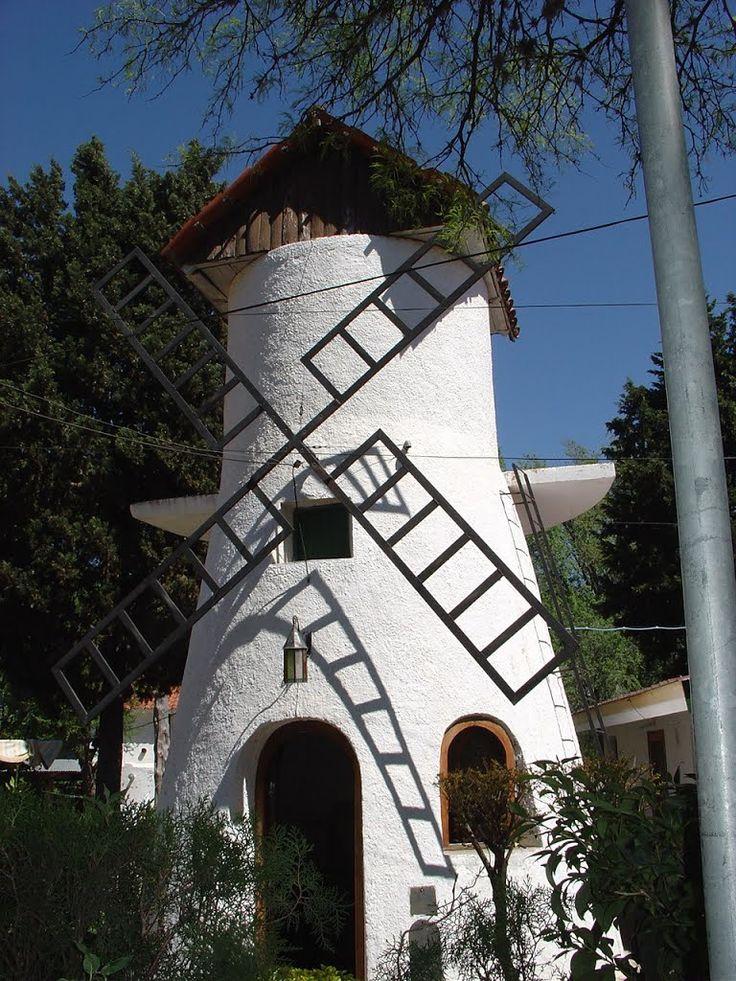 Molino, Villa General Belgrano - #Córdoba - #Argentina