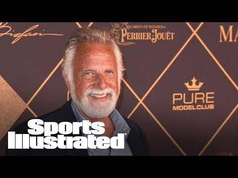 The Most Interesting Man In The World' On Dos Equis, Michael Jordan   SI NOW   Sports Illustrated