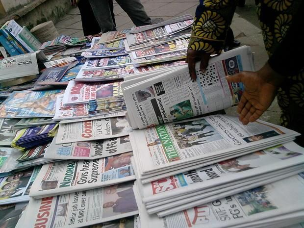 NIGERIAN NEWSPAPER HEADLINES TODAY: 1ST FEBRUARY 2018