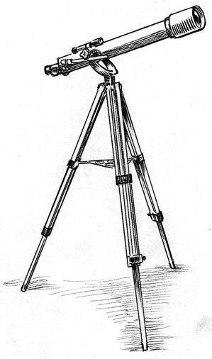 telescope drawing - Buscar con Google