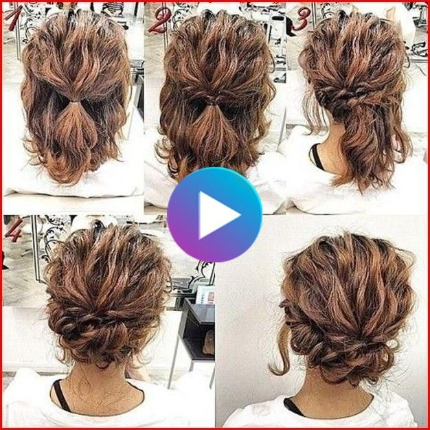 33 Amazing Prom Hairstyles For Short Hair 2020 Prom Hairstyles For Short Hair Braids For Short Hair Short Wedding Hair