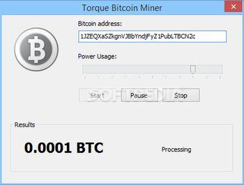 Bitcoin miner download