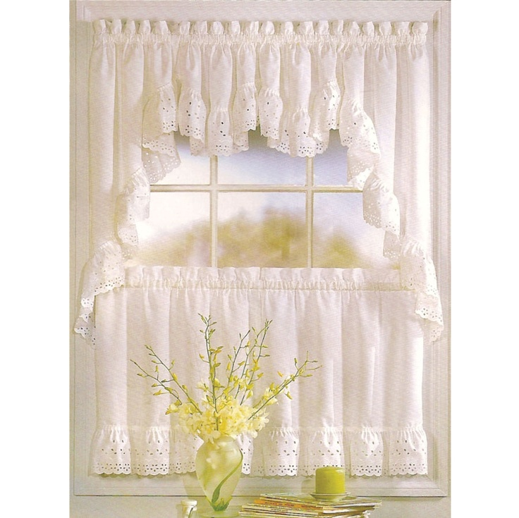 Eyelet Curtains Furniture Accessories Kitchen