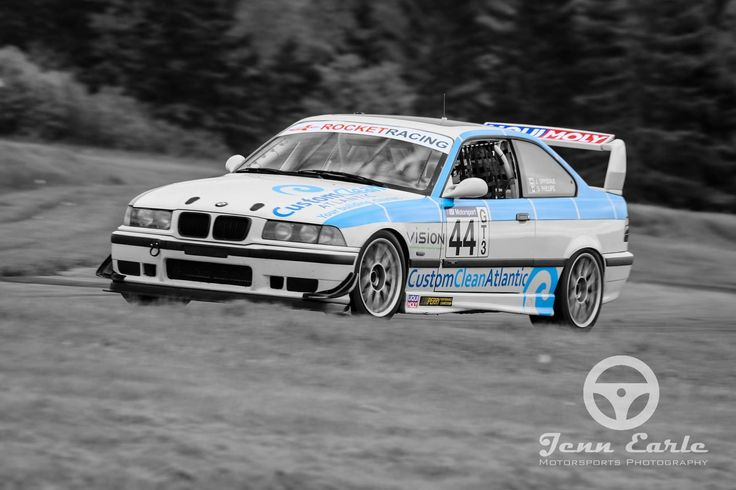 Bmw E36 m3 race car with s54 engine swap.  Rocket racing motorsport.