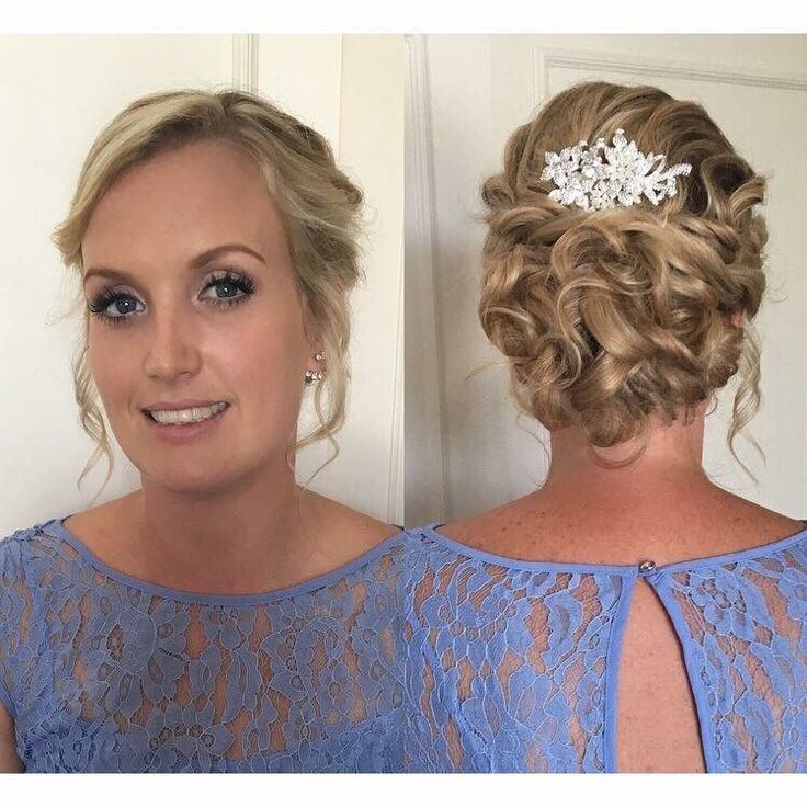 1000+ Ideas About Loose Curls Wedding On Pinterest | Wedding Updo Loose Curls And Updos For Wedding