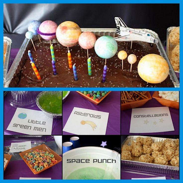solar system food ideas - photo #16