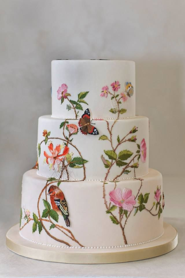 Lovely Nature Cake