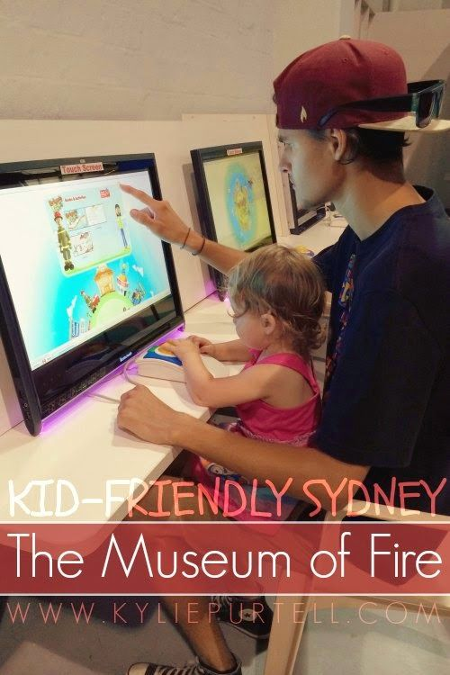 The Museum of Fire // Kid-Friendly Sydney   Kylie Purtell - Capturing Life
