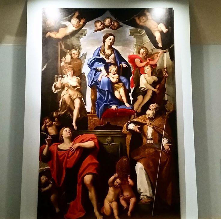 [ Il Museo Universale, dal sogno di Napoleone a Canova ] Fino al 12 marzo 2017  > Scuderie del Quirinale #mobilephotography #instagram #roma  instagram.com/bonnigraph