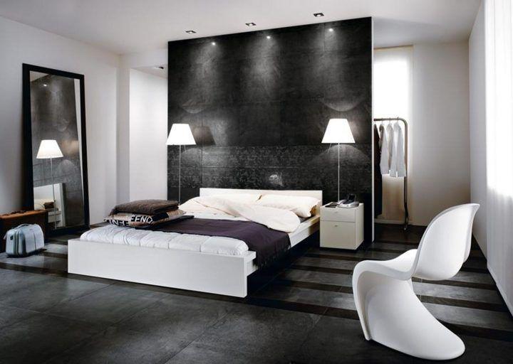 Best Lighting Monochrome Bedroom Modern Bedroom Interior Design Bedroom Bedroom Interior