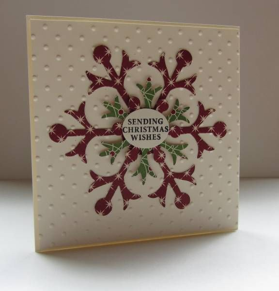 Creative Crew Guy Christmas Card Challenge by nancy littrell - Cards and Paper Crafts at Splitcoaststampers