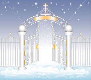 Бесплатные Иисус Христос Фото, христианские картинки, религиозные картины и Обои для рабочего стола: Небо Ворота